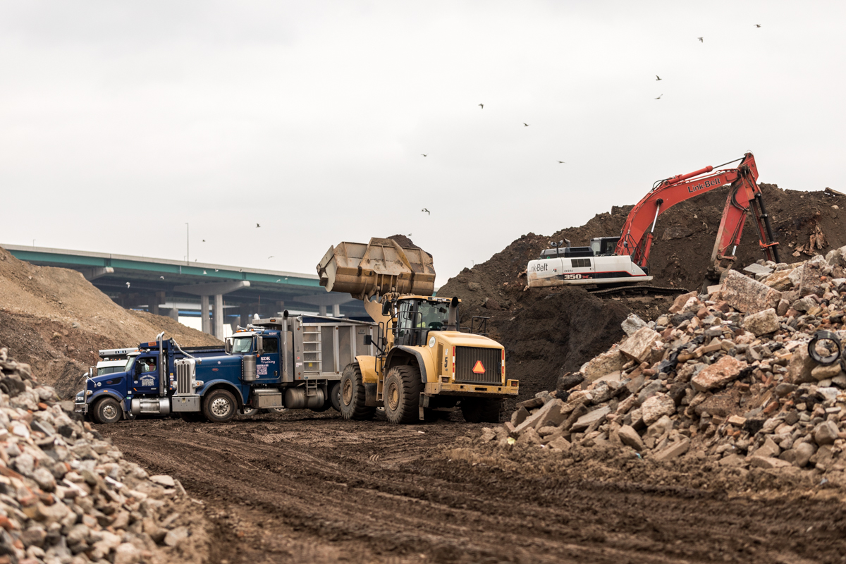 Enviro-Disposal Group - The Best Company Specializing in Removing-Recycling Contaminated Soil in NY