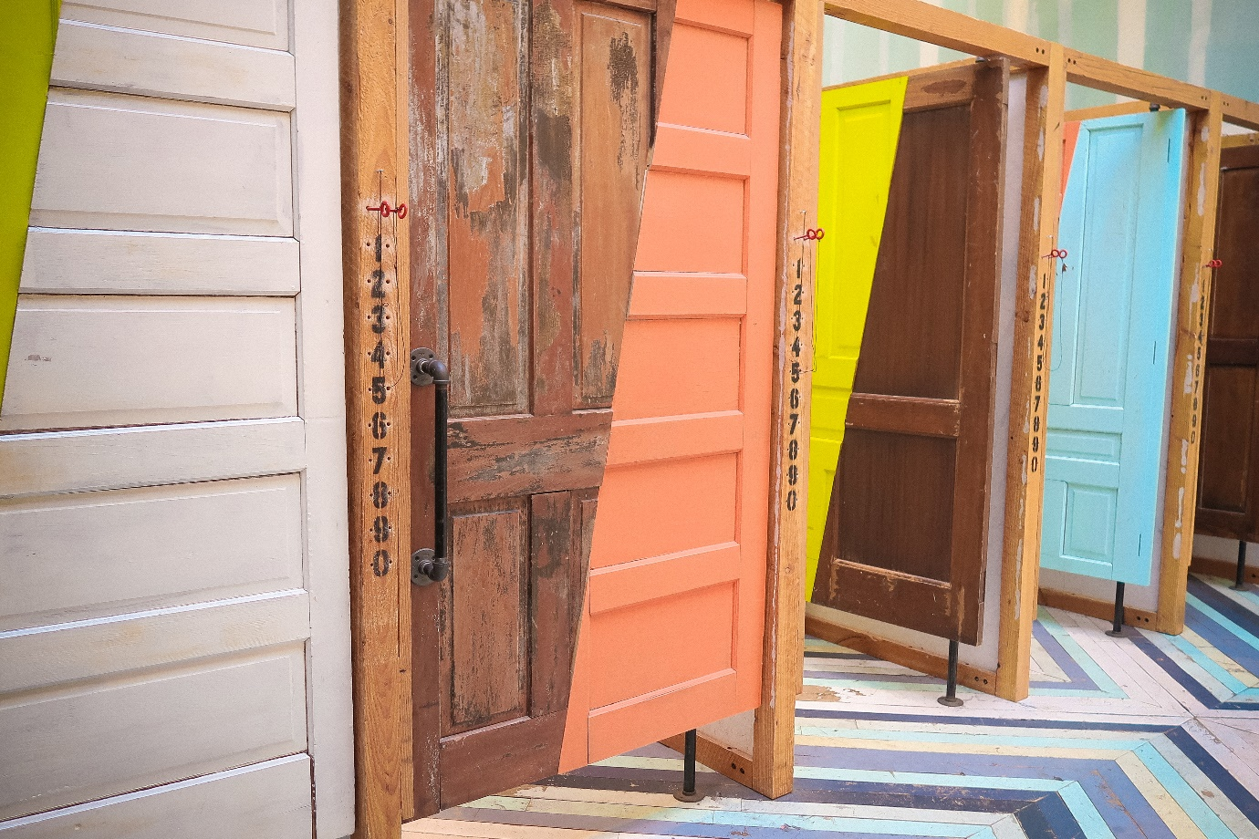 Use of Pastel Colors in Interior Design